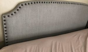 Cal king headboard for Sale in Ontario, CA