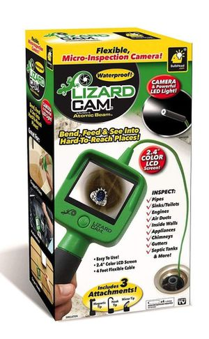 Camera, Microinspection waterproof NEW for Sale in Arboga, CA