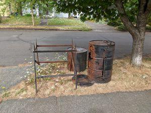 Free Scrap Steel for Sale in Portland, OR