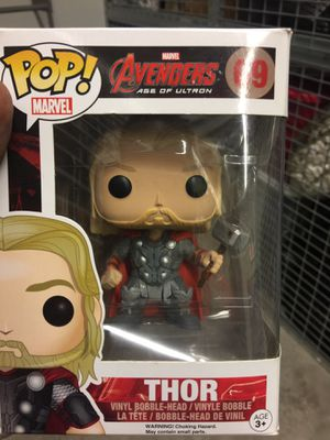 Thor Pop! Action Figure for Sale in Chicago, IL