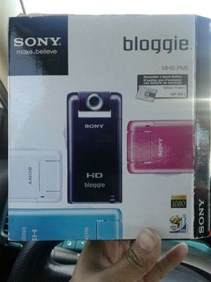 Sony bloggie camera and video, new in box for Sale in Dallas, TX