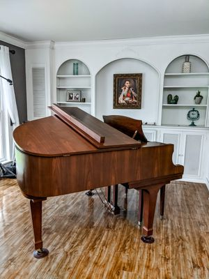 "Kawai KG-1D Satin Walnut 5'1"" Grand Piano for Sale in St. Louis, MO"