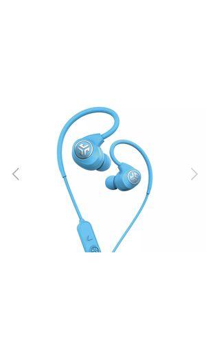 JLab Audio Epic Sport Bluetooth 4.2 Wireless Fitness Splashproof Earbuds New for Sale in Hialeah, FL