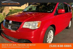 2013 Dodge Grand Caravan for Sale in Tucson, AZ