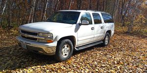 2002 Chevy Suburban (NO RUST For Oregon) for Sale in Baxter, MN