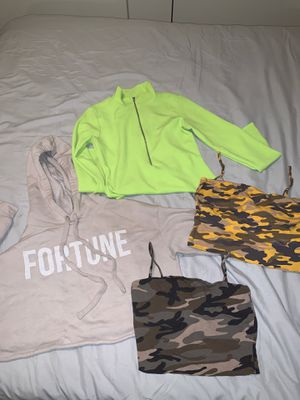 Fashion nova/forever 21 clothes NEED GONE for Sale in Phoenix, AZ