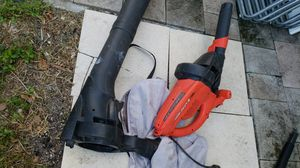 Electric Leaf blower for Sale in Fort Lauderdale, FL
