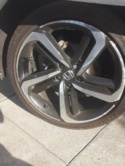 Rim And Tier for Sale in Oakland,  CA