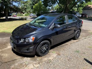 2014 Chevy Sonic for Sale in Monmouth, OR