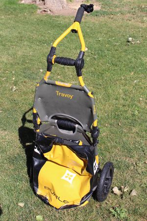 Burley Travoy bike trailer for Sale in Littleton, CO