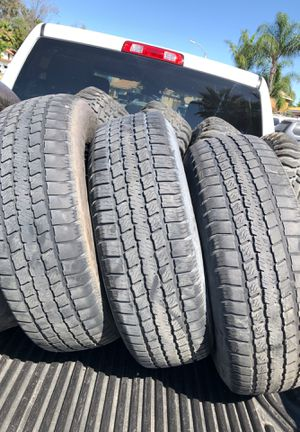 225/75/D15 Trailer tires for Sale in Lake Elsinore, CA