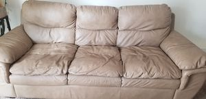 Leather living room set for Sale in Kent, WA