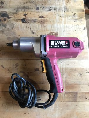 """1/2"""" impact wrench for Sale in San Diego, CA"""