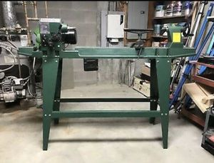 Lathe Wood 12 In. X 36 In. 3/4 HP With Reversible Head for Sale in Lake Worth, FL
