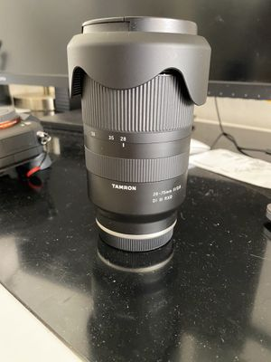 TAMRON 28-75 f/2.8 Sony Emount Zoom Lens for Sale in San Diego, CA