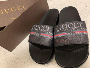 Gucci slides size 11 for Sale in Phoenix, AZ