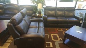 PWR RECLINING SOFA AND LOVESEAT SET for Sale in Portland, OR