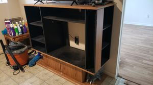 Come pick up free tv stand for Sale in Tampa, FL