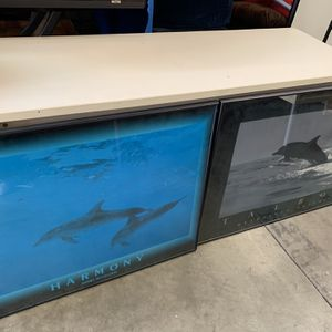 Dolphin Picture with Frame for Sale in Santa Ana, CA