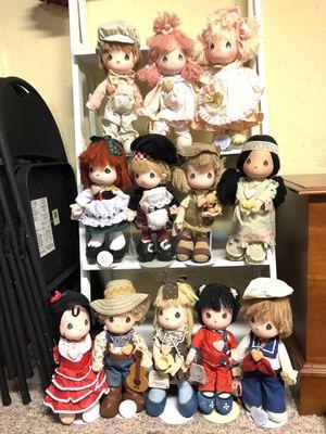 27 Precious Moment Dolls for Sale in Plymouth, MI
