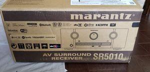 MARANTZ SR5010 AV RECEIVER for Sale in Bristow, VA
