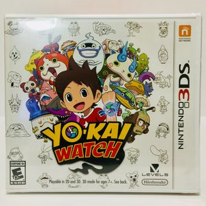 Brand New Yo-Kai Watch Nintendo 3DS for Sale in Mill Creek, WA