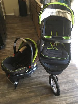 Graco stroller and car seat for Sale in Menifee, CA