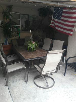 Patio furniture for Sale in Orange, CA
