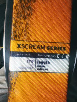 Salomon Xscream Series Snow Skis for Sale in Sioux Falls, SD