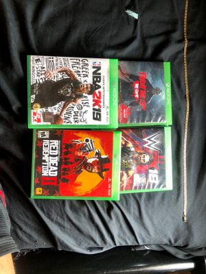 Xbox one games for Sale in East Cleveland, OH
