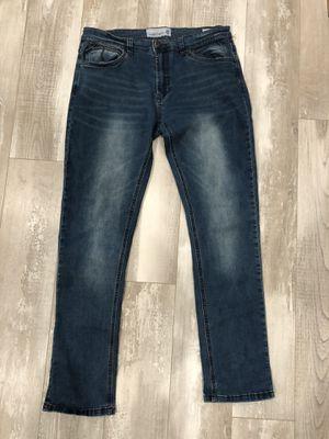 Paperdenim & clothes mens jeans sz 34/32 for Sale in Sandy, UT