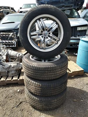 Voxx Wheels and Tries for Sale in Phoenix, AZ