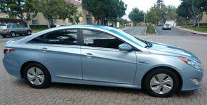 2013 Hyundai sonata hybrid excellent condition clean title Smog check for Sale in Irvine, CA