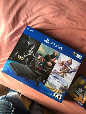 PS4 1TB bundle for Sale in Dallas, TX