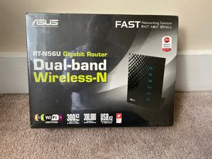 ASUS Wireless-N Gigabit Router for Sale in Norton, MA