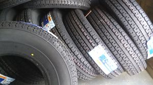 """New Trailer tires on Special 13"""" 14"""" 15"""" 16"""" for Sale in Pflugerville, TX"""