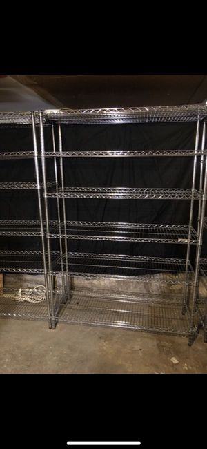 Industrial NSF Metal Shelving for Sale in Queens, NY