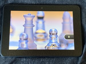 Amazon Kindle Fire Black 3HT7G for Sale in Los Angeles, CA
