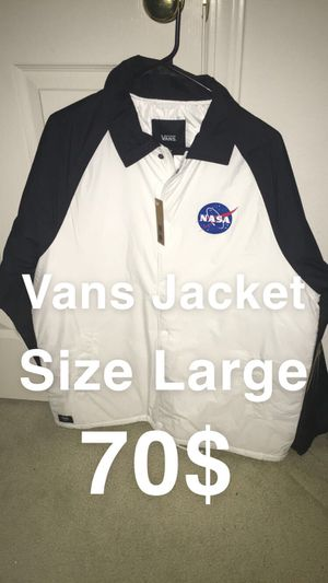 Vans Jacket MTE weatherproof Size Large for Sale in Tracy, CA