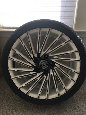 Lexani 20inch competition wraith luxury rims for Sale in Atlanta, GA