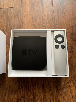Apple TV brand new for Sale in Houston, TX