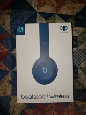 Beats Solo3 Wireless for Sale in Houston, TX