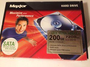 New Maxtor L01P200 Internal 7200 RPM 200 GB Hard Drive - $10 for Sale in Cincinnati, OH