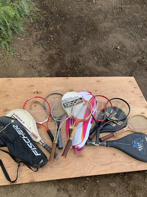 Tennis racket for Sale in Perris, CA