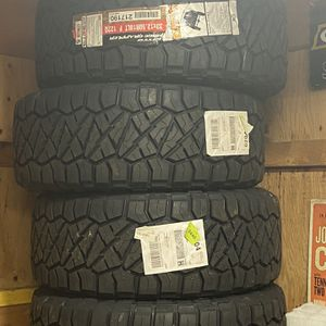 Brand New NITTO Ridge Grapplers for Sale in Lorain, OH