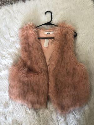 Fur vest for Sale in Denver, CO