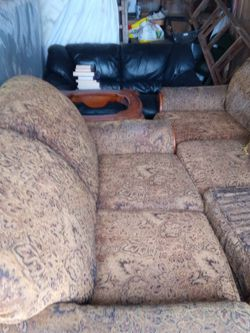 Very Nice Couch And Loveseat $25 A Piece for Sale in St. Peters,  MO