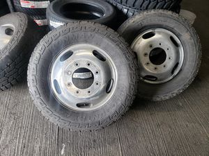 Dually wheels ford f350 for Sale in Mableton, GA
