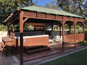 $50- Cal Spas Hot Tub &/or Patio Gazebo for Sale in San Diego, CA