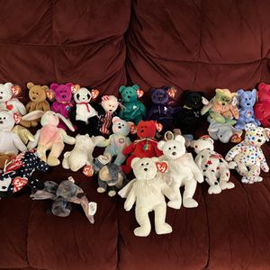 Beanie Babies for Sale in Falls Church, VA
